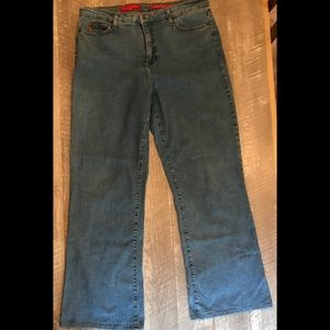 NYDJ Tummy Tuck Jeans Women Size 16